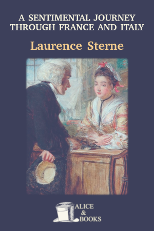A Sentimental Journey Through France and Italy de Laurence Sterne