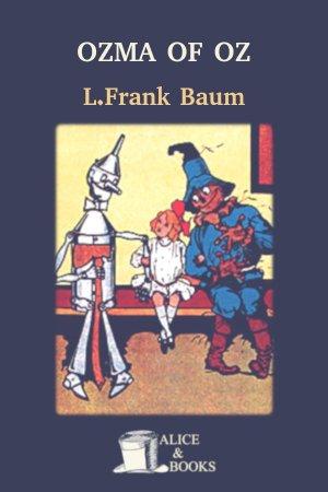 Ozma of Oz de L. Frank Baum