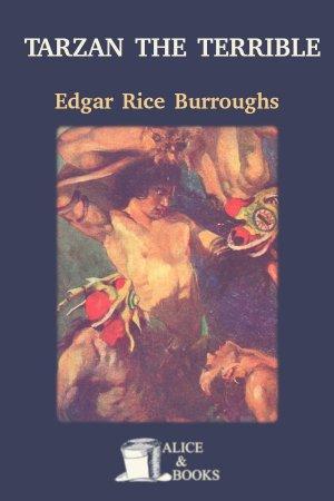 Tarzan the Terrible de Edgar Rice Burroughs