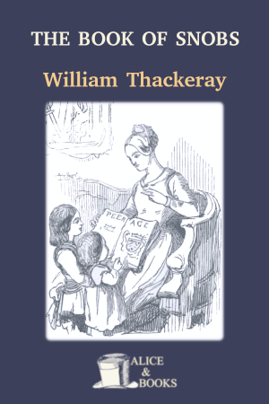 The Book of Snobs de William Makepeace Thackeray