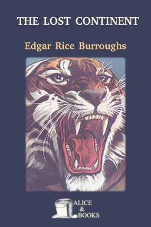 The Lost Continent de Edgar Rice Burroughs