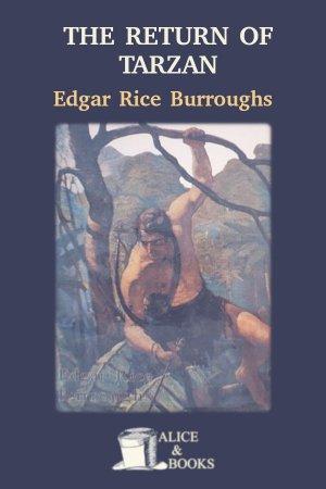 The Return of Tarzan de Edgar Rice Burroughs